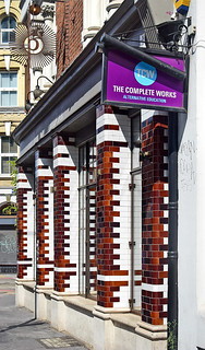 Culpeper (The), Commercial Street, Spitalfields, London - 21 Aug 2019