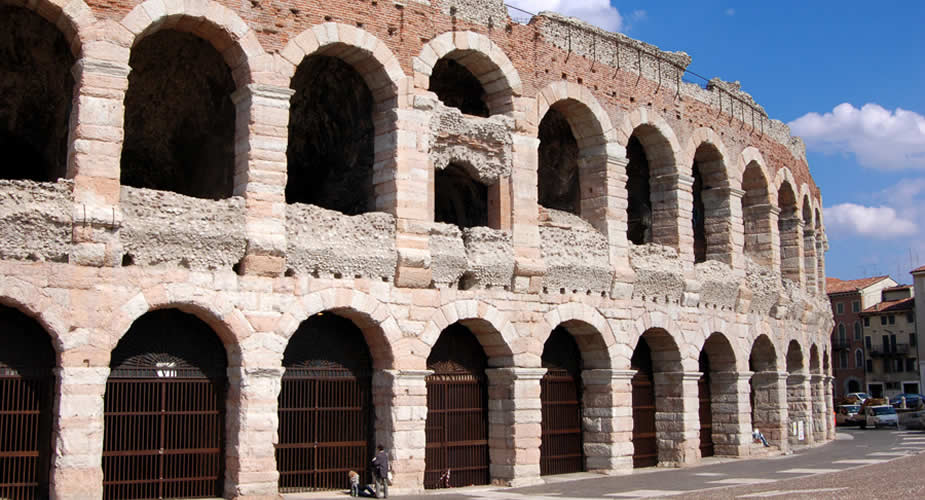 Arena van Verona | Mooistestedentrips.nl