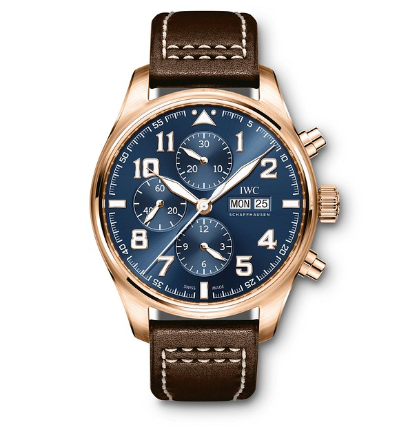 """IWC-PILOT'S WATCH CHRONOGRAPH EDITION """"LE PETIT PRINCE""""-IW377721"""