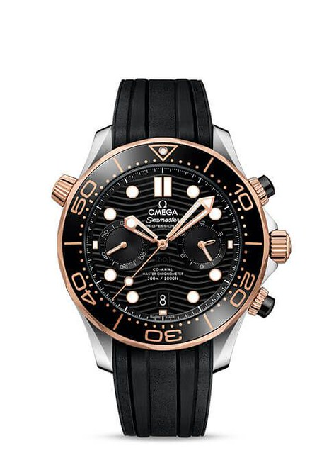 OMEGA SEAMASTER DIVER 300M OMEGA CO‑AXIAL MASTER CHRONOMETER CHRONOGRAPH 44 MM