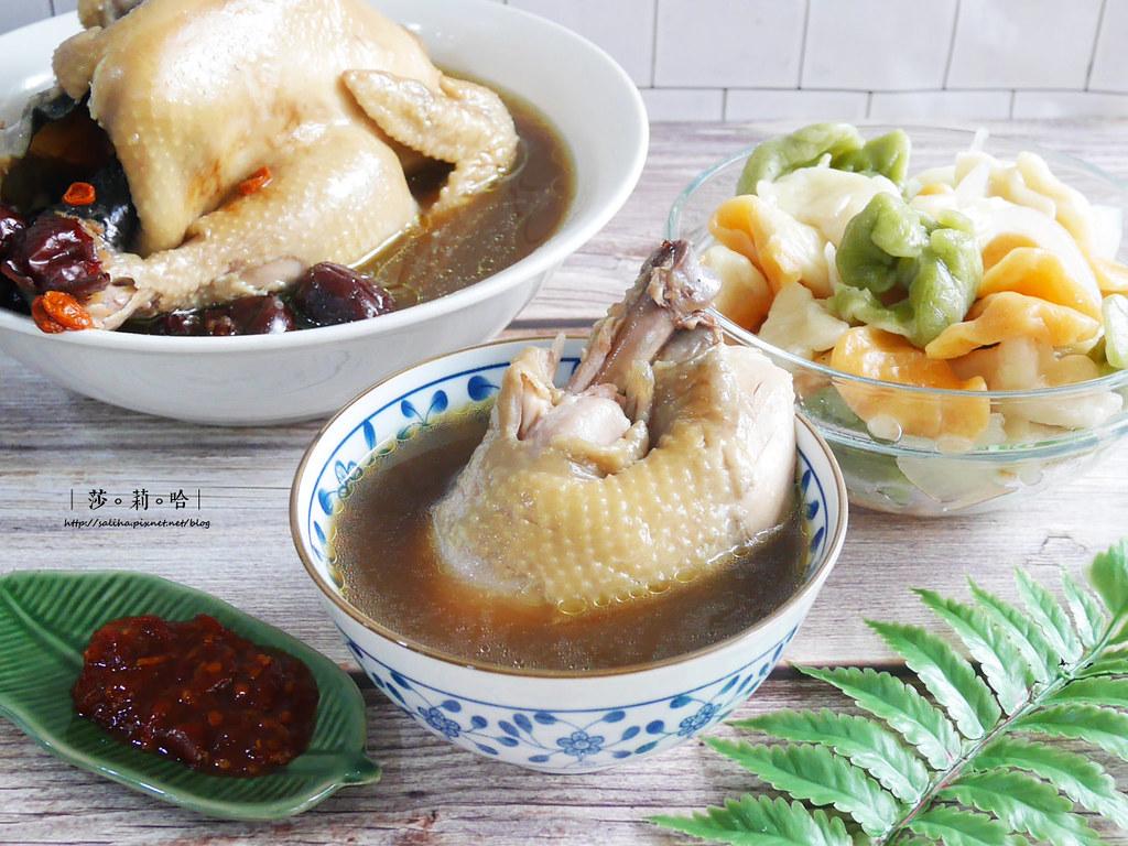 台北米其林推薦小吃團購雙月食品社雞湯 (17)