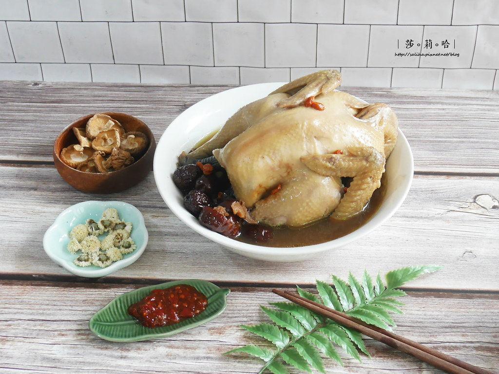台北米其林推薦小吃團購雙月食品社雞湯 (15)