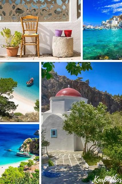 Algemene informatie Karpathos | Bekijk algemene en praktische informatie over Karpathos, Griekenland