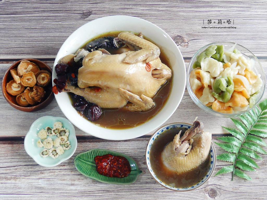 台北米其林推薦小吃團購雙月食品社雞湯 (16)