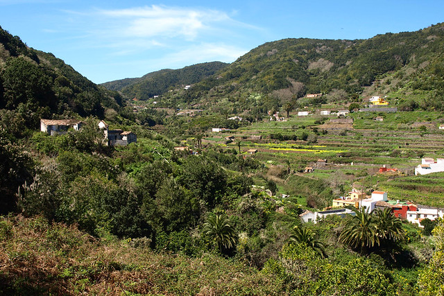 The next valley, La Gomera