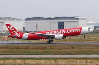 F-WWYG Airbus A330 NEO Air Asia