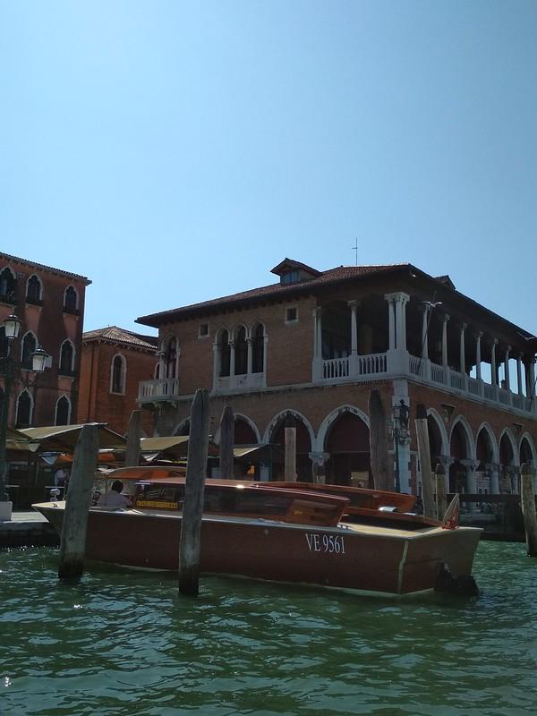 Венеция - Ресторан, где бывал Казанова