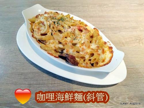 尖牙義式廚房。Fang's Pasta