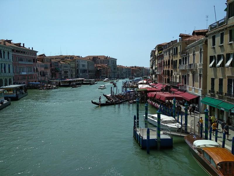 Венеция - Гранд-канал