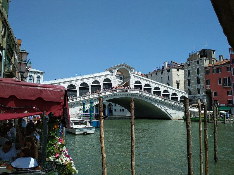 Венеция - Мост Риальто