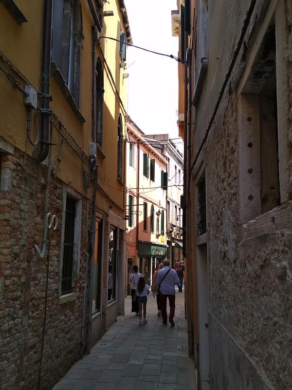 Венеция - Улочка