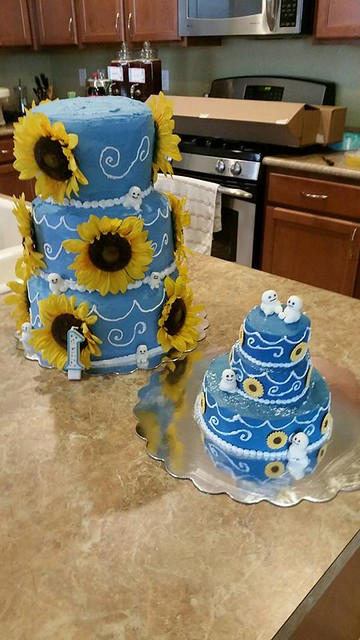 Cake by Courki's Cakes