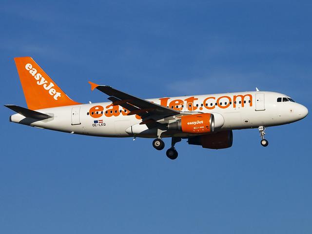 EasyJet Europe | Airbus A319-111 | OE-LKQ