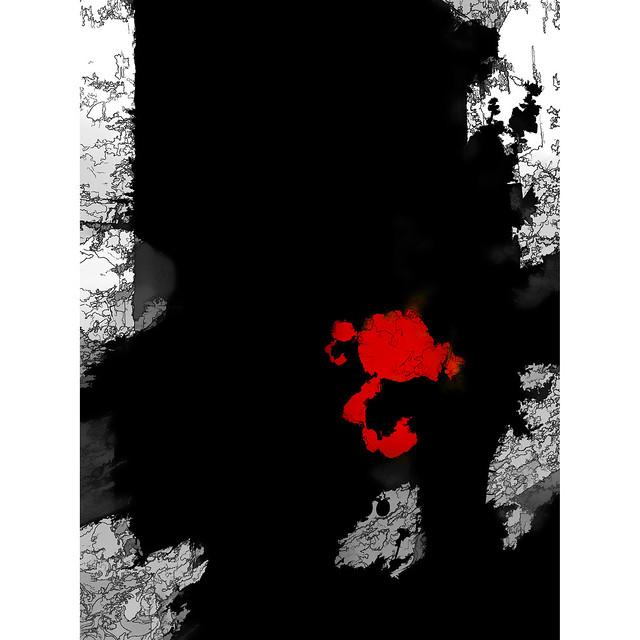 red spot