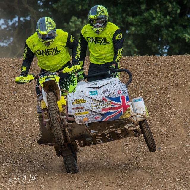 Halstead & DMCC Open Motocross