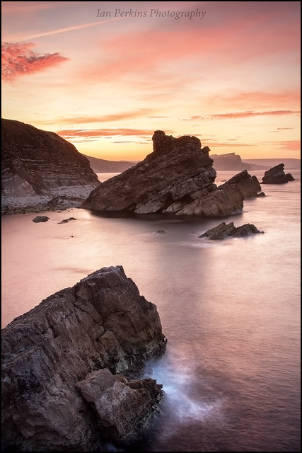 MUPE ROCKS, Dorset, UK