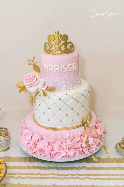 Cake by Venessa Jennings