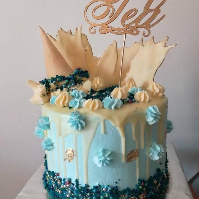 Cake by Bojana Popara