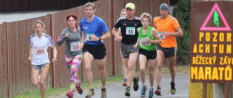 Pojizerský maraton a půlmaraton a Benešovská 8 se uskuteční v říjnu