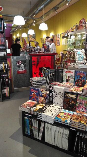 Krazy Kat - librairie BD à Bordeaux