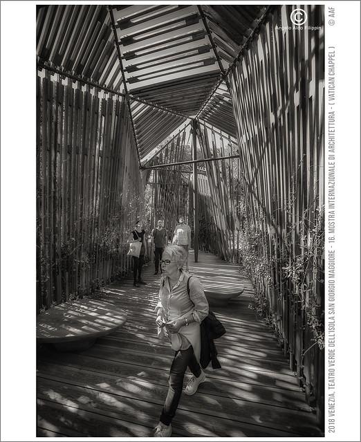 2018 Venezia,  Isola di San Giorgio Maggiore - 16. Mostra Internazionale di Architettura