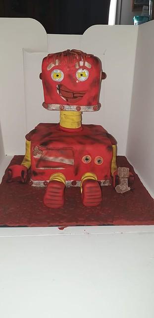 Cake by Lisa Blyth