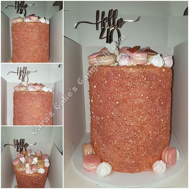 Cake by Cara Dawson