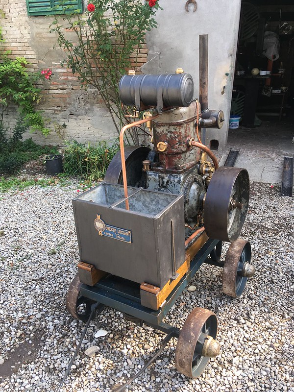 restauration - Restauration moteur ORESTE LUCIANI HP 6/8 48630982393_4cbee31a07_c