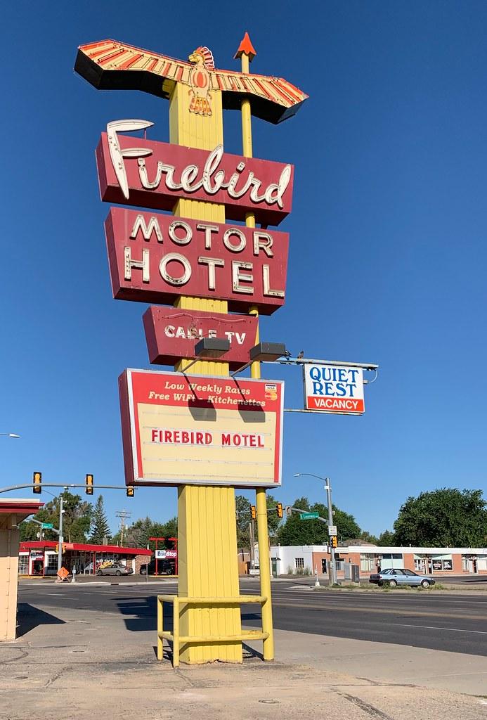Firebird Motor Hotel