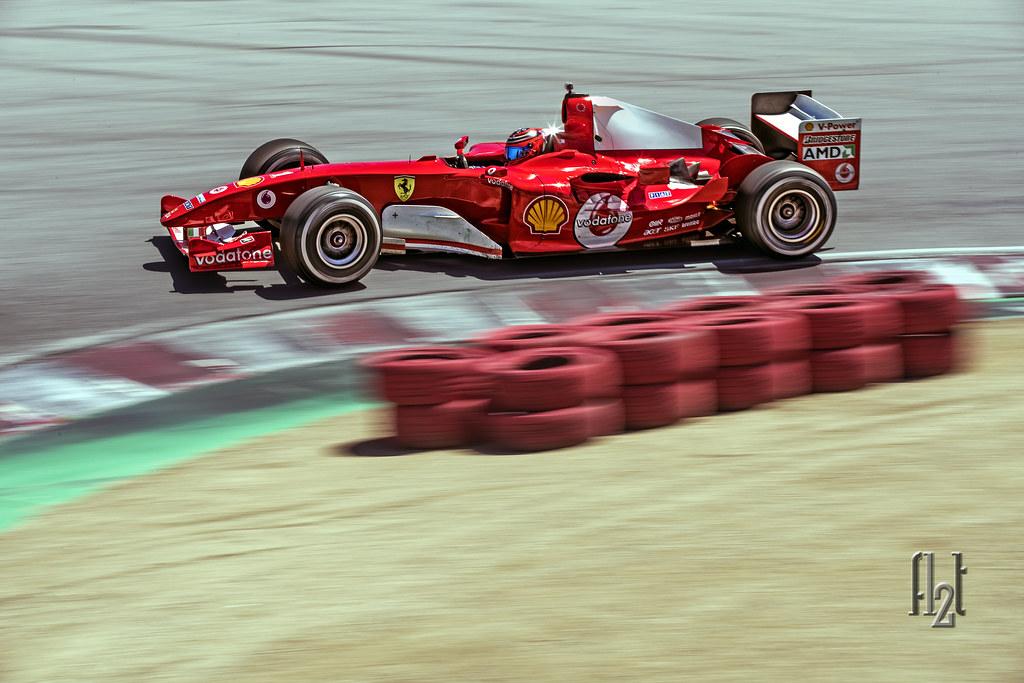 Ferrari F2004, chassis 234