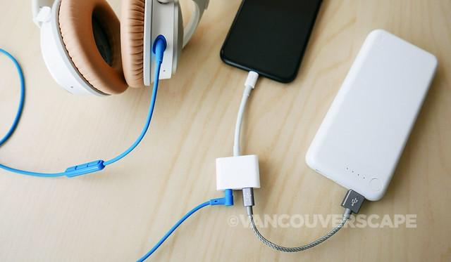 Belkin 3.5 mm Audio+Charge RockStar