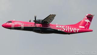 Silver ATR 72-600 msn 1553