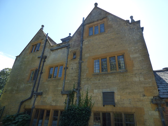 Hidcote Manor at Hidcote Manor Garden - Mrs Winthrop's Cafe