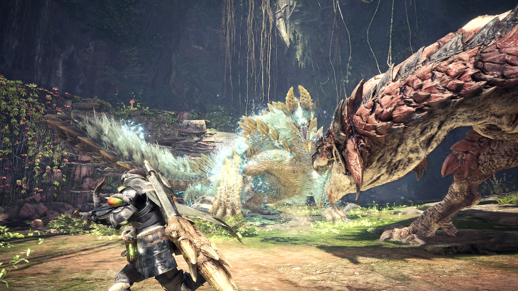 48631217253 ebb7fe0b75 b - Der Gameplay-Twist in der neuen Beta von Monster Hunter World: Iceborne