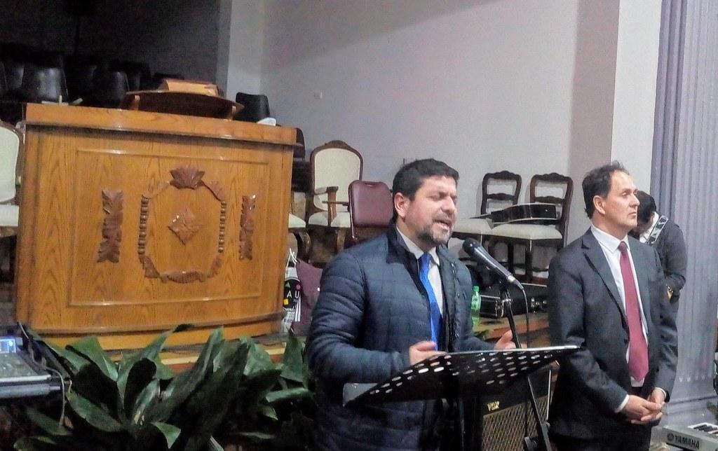 Ensayo de Coro UNIPECH Rengo, Malloa, Requínoa y Quinta de Tilcoco