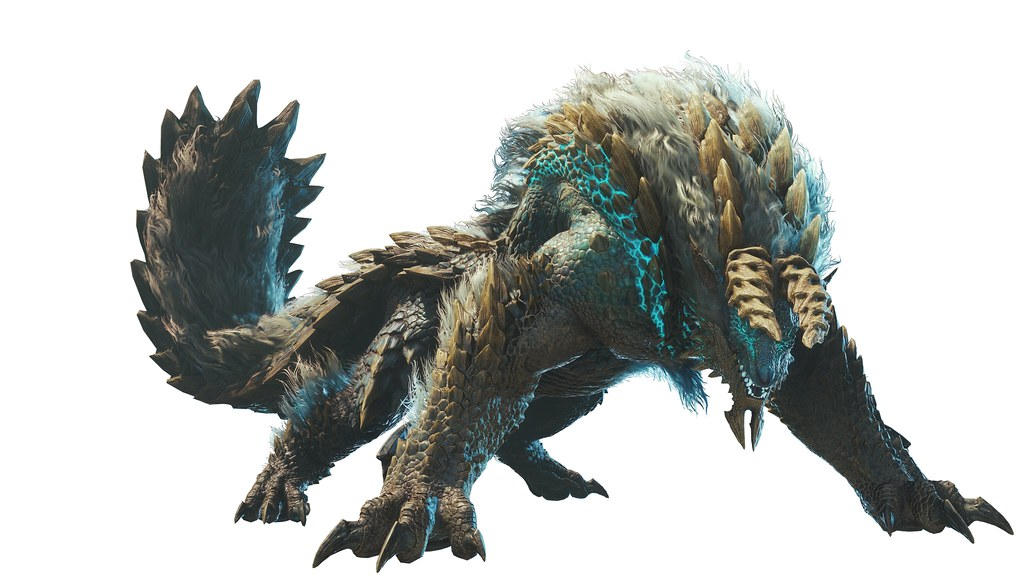 Monster Hunter World: Iceborne - Zinogre