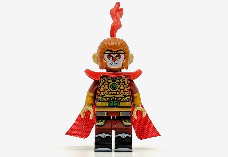 71025: LEGO Minifigures Series 19