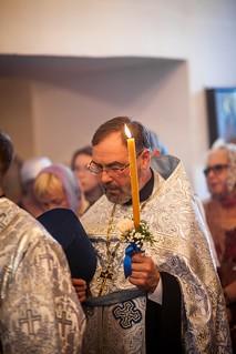 27.08.2019 | Всенощное бдение в церкви Успения Пресвятой Богородицы
