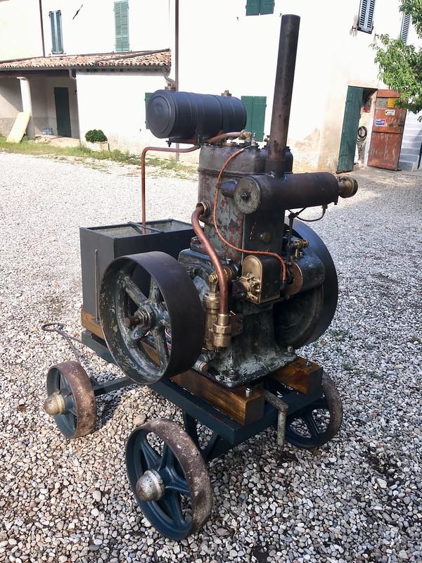 restauration - Restauration moteur ORESTE LUCIANI HP 6/8 48631481752_651bd6699b_c