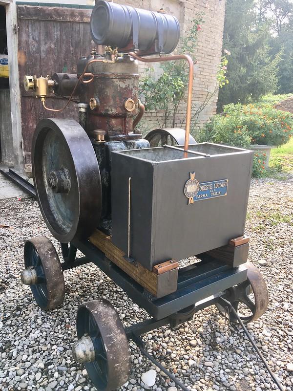 restauration - Restauration moteur ORESTE LUCIANI HP 6/8 48631481777_7ee95d5c05_c