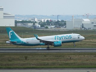 A320neo MSN9163 F-WWBJ for Flynas