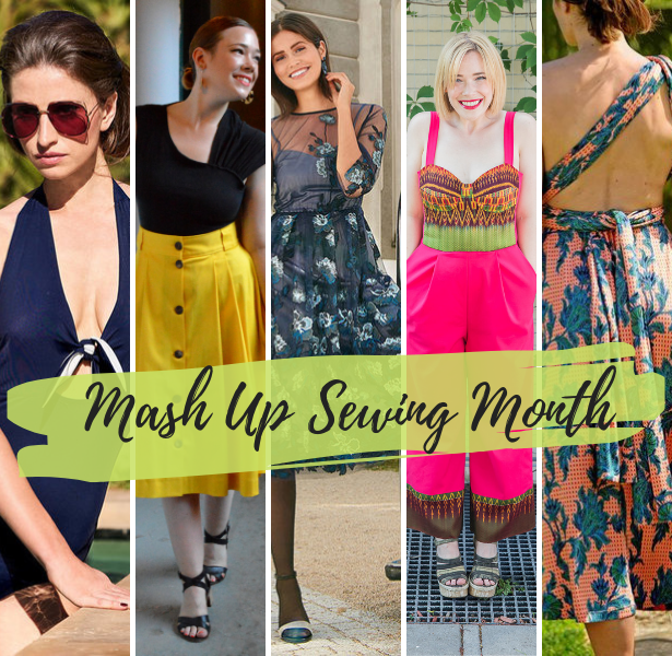 Sewing Month 19 MASH UP