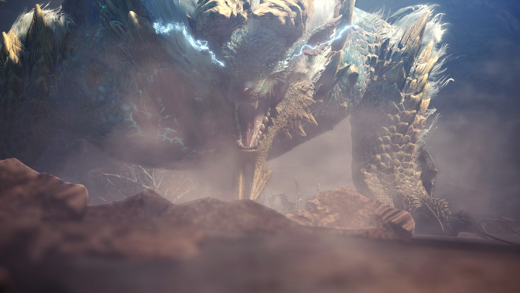 48631571316 d10afeefa1 b - Der Gameplay-Twist in der neuen Beta von Monster Hunter World: Iceborne
