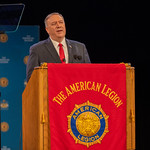 U.S. Secretary of State Michael R. Pompeo delivered remarks at the 101st National Convention of The American Legion at the Indiana Convention Center in Indianapolis, Indiana, at 11:50 a.m. on Tuesday, August 27, 2019.