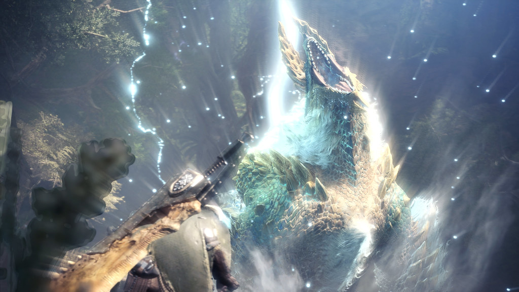 48631714422 b9ab08a1a1 b - Der Gameplay-Twist in der neuen Beta von Monster Hunter World: Iceborne