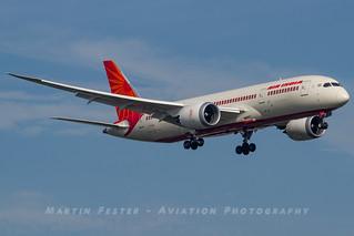 VT-NAC // Air India // Boeing 787-8