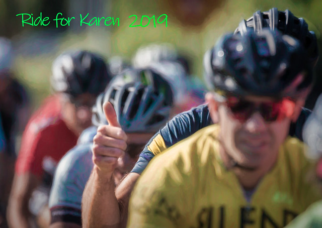 2019 Ride for Karen Photography by Stephen Morley