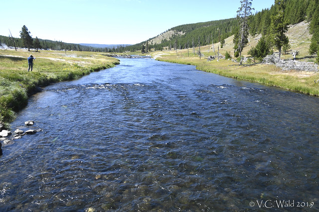 Looking up the Firehole