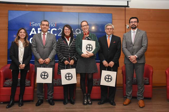 Charla APEC 2019: Chile, su gente y su futuro Universidad de la Frontera