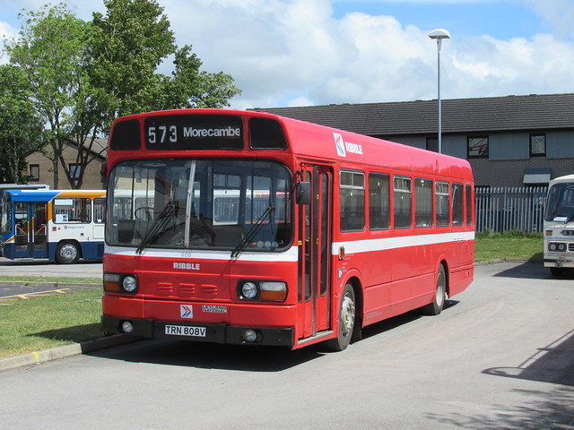 Preserved Ribble 808 (TRN808V) 26052019a
